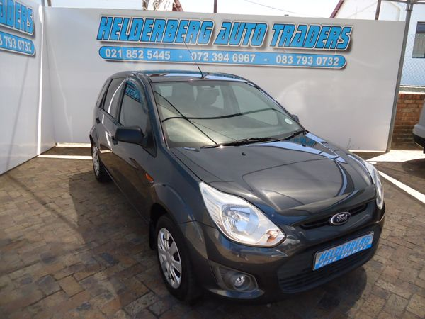 2014 Ford Figo 1.4 Tdci Ambiente  Western Cape Somerset West_0