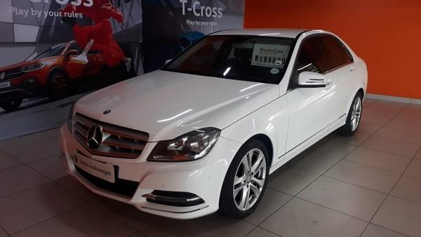 2013 Mercedes-Benz C-Class C200 Be Avantgarde At  Kwazulu Natal Durban_0