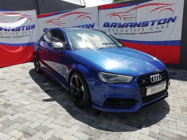 2016 Audi S3 S Tronic Gauteng Randburg_0