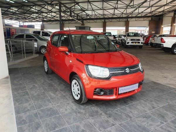 2018 Suzuki Ignis 1.2 GL Limpopo Polokwane_0
