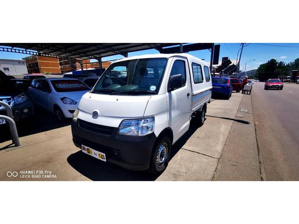 2012 Daihatsu Gran Max 1.5 Pu Ds  Gauteng Pretoria_0