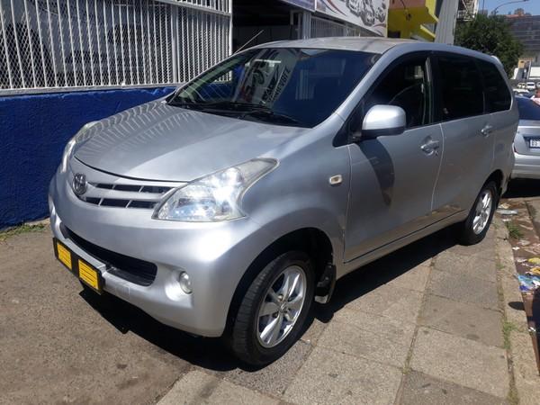 2015 Toyota Avanza 1.5 Sx  Gauteng Jeppestown_0