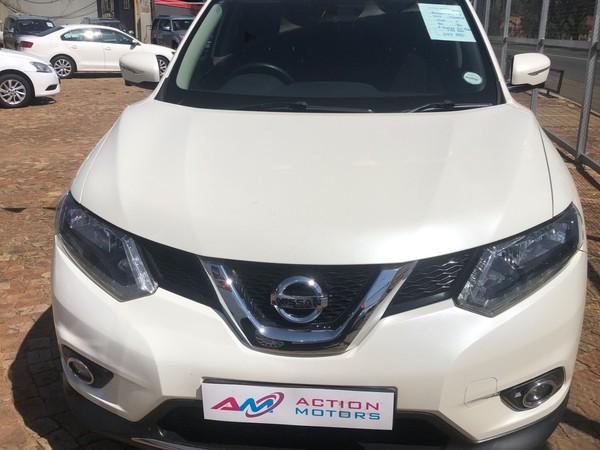 2017 Nissan X-Trail 2.5 Acenta PLUS 4X4 CVT 7S Gauteng Lenasia_0