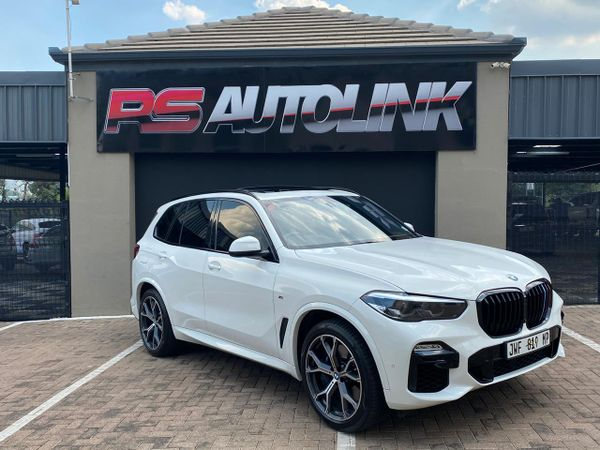 2019 BMW X5 xDRIVE30d M Sport Mpumalanga Witbank_0