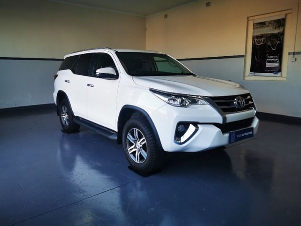2018 Toyota Fortuner 2.4GD-6 4X4 Auto Western Cape Riversdale_0