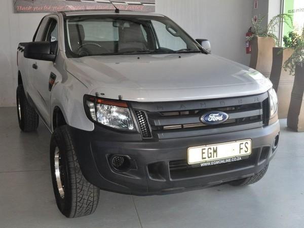 2015 Ford Ranger 2.2tdci Xl Pu Supcab  Free State Bloemfontein_0
