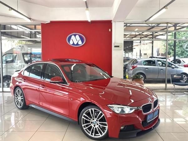 2016 BMW 3 Series 320i  At f30  Gauteng Vereeniging_0