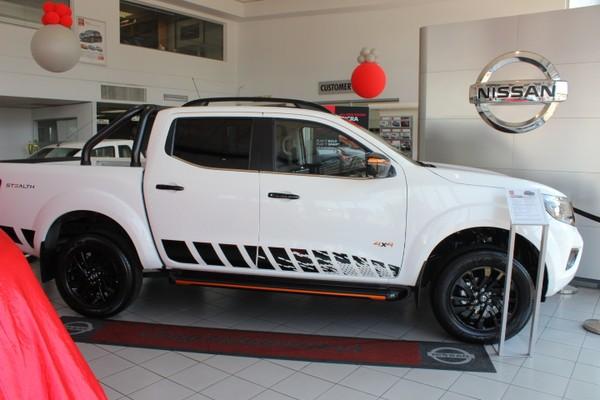 2020 Nissan Navara 2.3D Stealth 4X4 Auto Double Cab Bakkie Gauteng Kempton Park_0