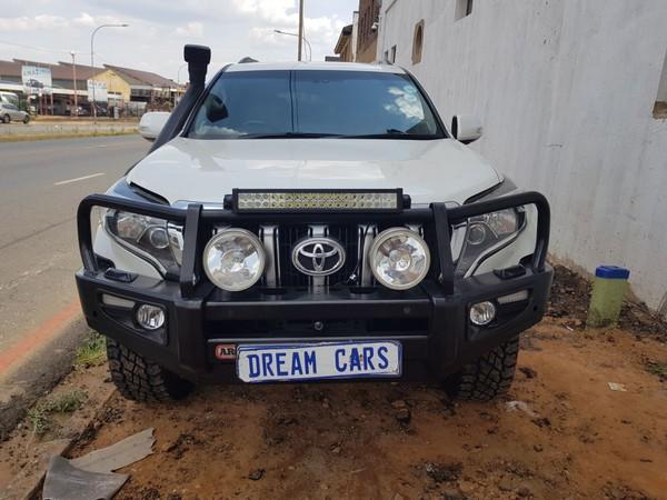 2015 Toyota Prado VX 4.0 V6 Auto Gauteng Johannesburg_0