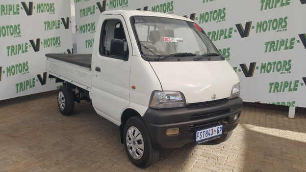 2006 Chana Star 1300 Pu Ds  Gauteng Pretoria_0