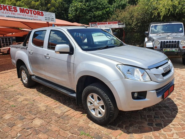 2013 Isuzu KB Series 250 D-TEQ LE Double cab Bakkie North West Province Hartbeespoort_0