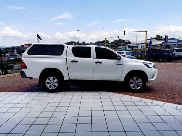 2017 Toyota Hilux 2.4 GD-6 SRX 4x4 Double Cab Bakkie Mpumalanga Nelspruit_0