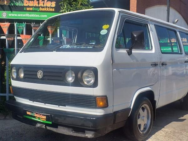 1996 Volkswagen Kombi Microbus 2.6i  Gauteng Pretoria West_0