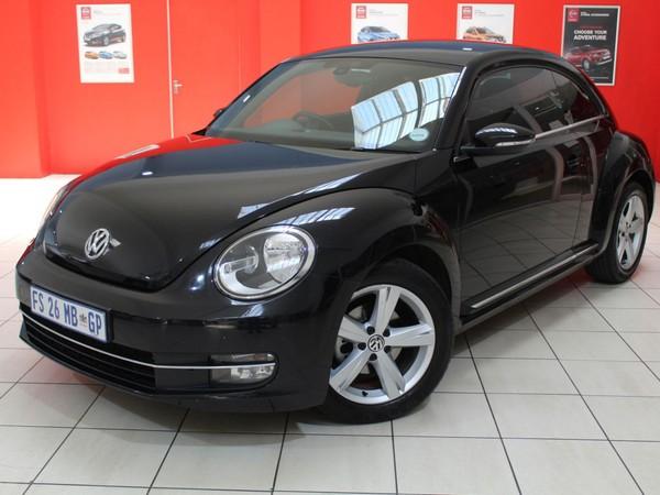 2017 Volkswagen Beetle 1.4 TSI Sport Gauteng Springs_0