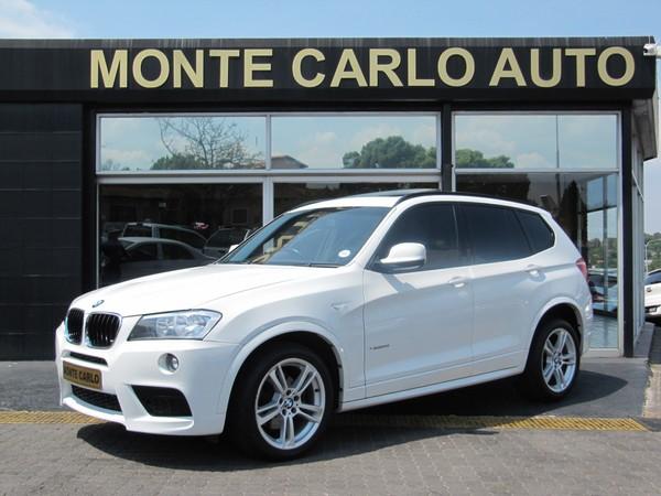 2012 BMW X3 xDRIVE20i M Sport Auto Gauteng Sandton_0