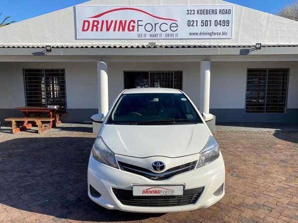 2012 Toyota Yaris 1.3 Xs 5dr  Western Cape Wynberg_0