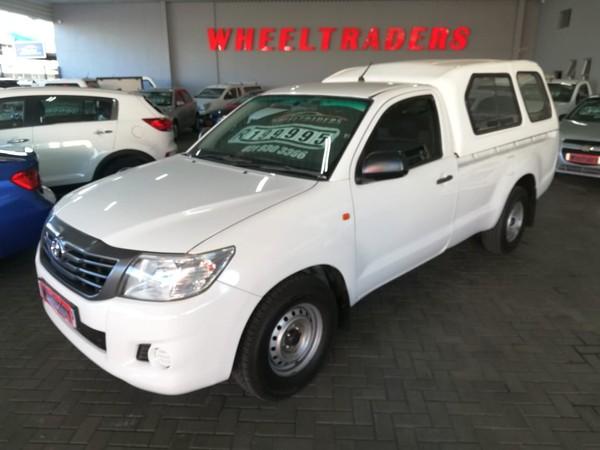2014 Toyota Hilux 2.5 D-4d S Pu Sc  Western Cape Parow_0