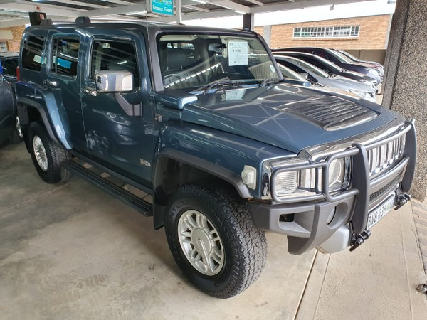 2009 Hummer H3 Luxury At  Limpopo Polokwane_0