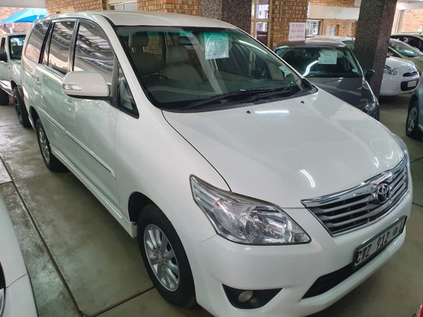 2013 Toyota Innova 2.7 Vvti 7 Seat  Limpopo Polokwane_0