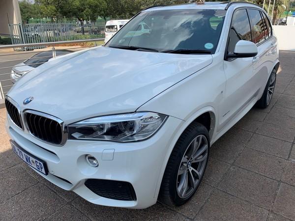 2015 BMW X5 xDRIVE30d M-Sport Auto Gauteng Germiston_0