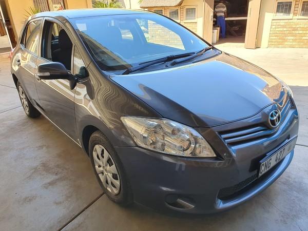 2012 Toyota Auris 1.3  X  Limpopo Polokwane_0