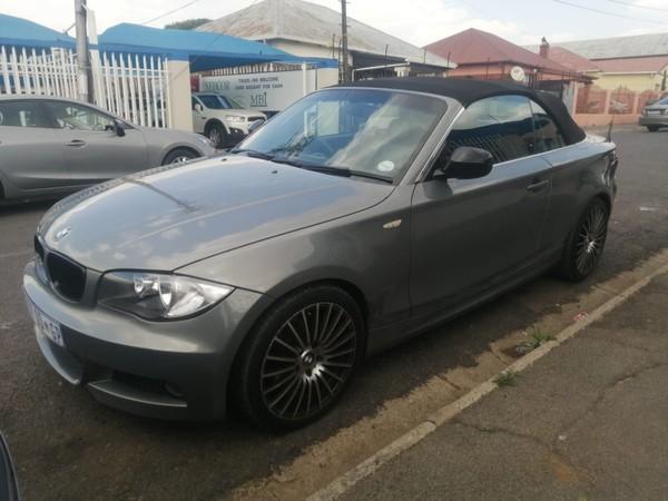 2011 BMW 1 Series 125i Convertible At  Gauteng Rosettenville_0