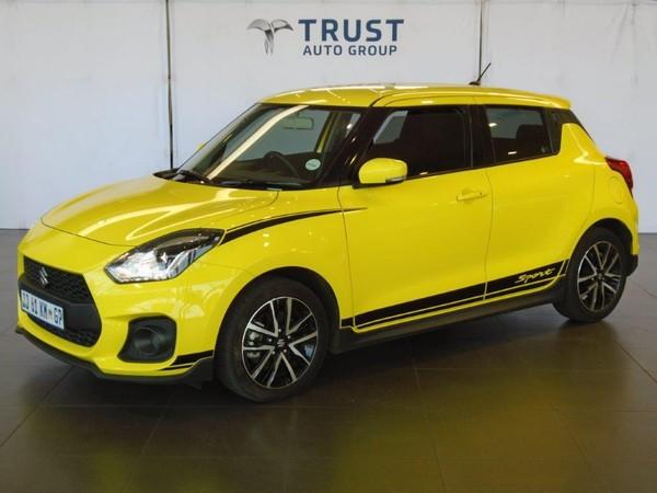 2020 Suzuki Swift 1.4T Sport Auto Gauteng Randburg_0