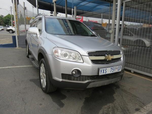 2010 Chevrolet Captiva 3.2 Ltz 4x4 At  Gauteng Johannesburg_0