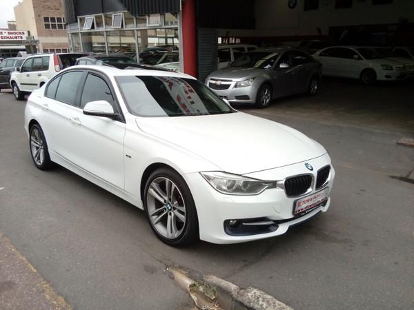 2012 BMW 3 Series 320i Sport Line f30  Kwazulu Natal Durban_0
