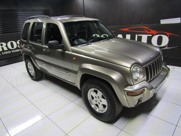 2003 Jeep Cherokee 2.8 Crd Limited  Gauteng Boksburg_0