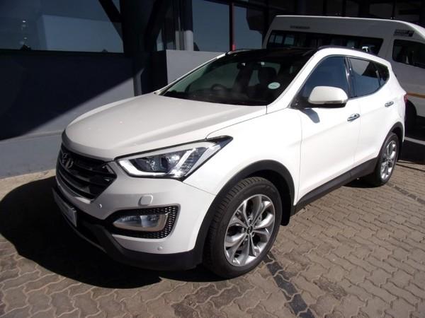2015 Hyundai Santa Fe R2.2 Awd Elite 7s At  Gauteng Johannesburg_0