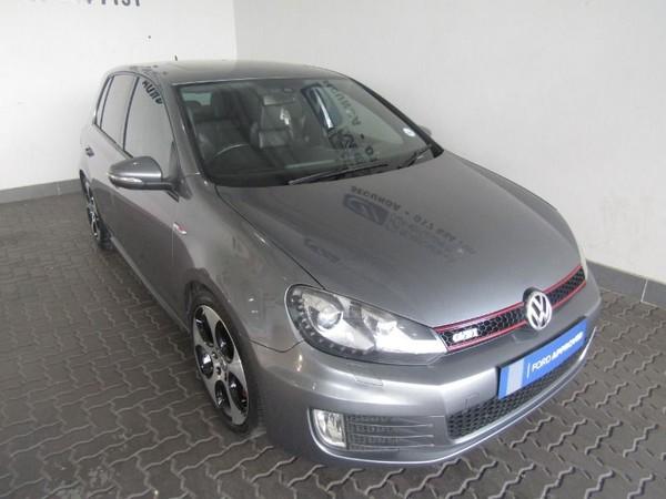 2012 Volkswagen Golf Vi Gti 2.0 Tsi Dsg  Mpumalanga Secunda_0