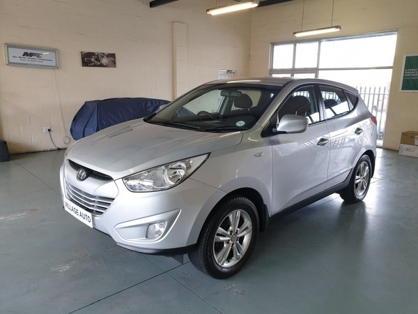 2012 Hyundai iX35 2.0 Gls  Western Cape Kuils River_0