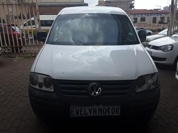 2007 Volkswagen Caddy 1.6i Fc Pv  Gauteng Johannesburg_0