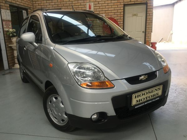 2012 Chevrolet Spark Lite Ls 5dr with extremely low kilos  Free State Villiers_0