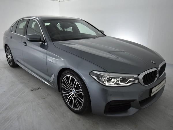 2019 BMW 5 Series 540i M Sport Auto Gauteng Pretoria_0