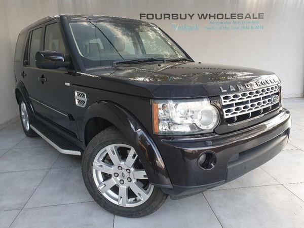 2011 Land Rover Discovery 4 3.0 Tdv6 Se  Gauteng Four Ways_0