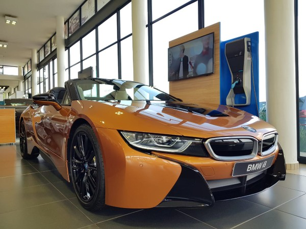 2020 BMW i8 Roadster Gauteng Roodepoort_0