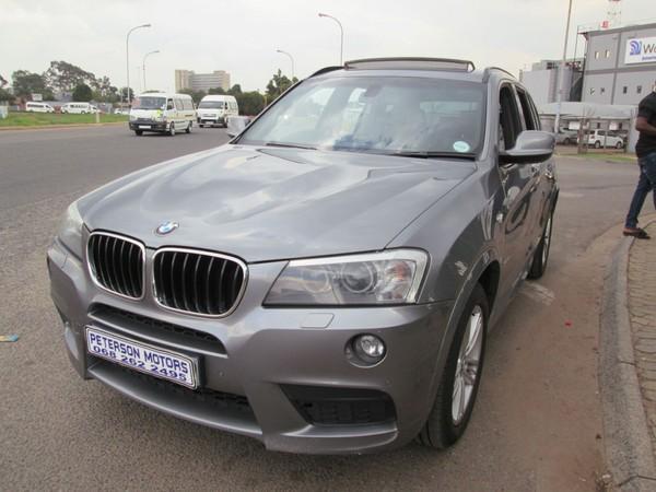2012 BMW X3 Xdrive20i  Gauteng Kempton Park_0