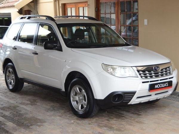 2011 Subaru Forester 2.5 X  Kwazulu Natal Durban_0
