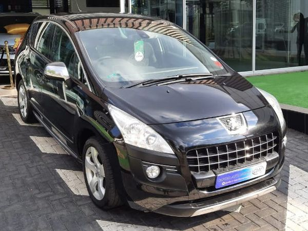 2013 Peugeot 3008 1.6 Vti Comfortactive  Gauteng Midrand_0
