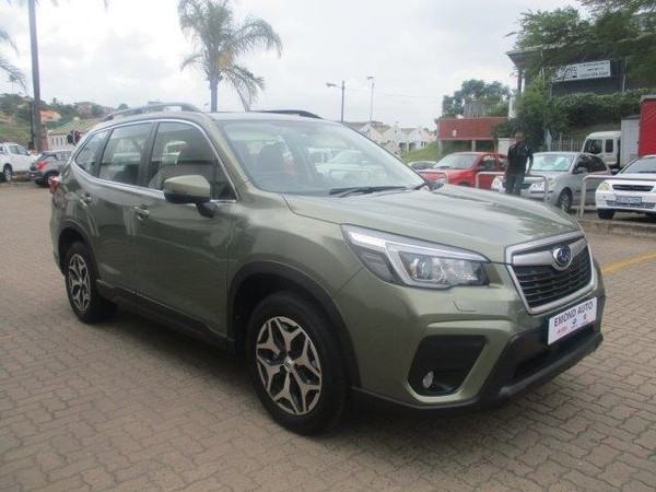 2019 Subaru Forester 2.0i ES CVT Kwazulu Natal Durban North_0