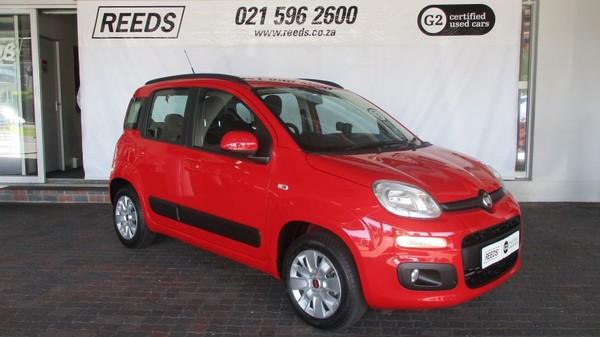 2020 Fiat Panda 900T Lounge Western Cape Goodwood_0