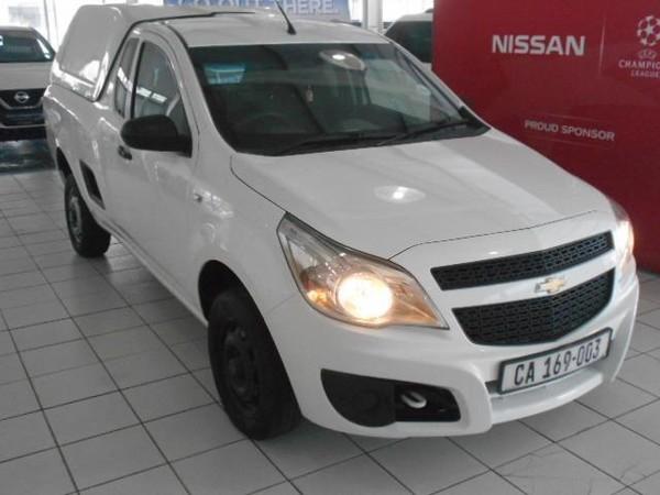 2017 Opel Corsa Utility 1.4 AC PU SC Western Cape Cape Town_0