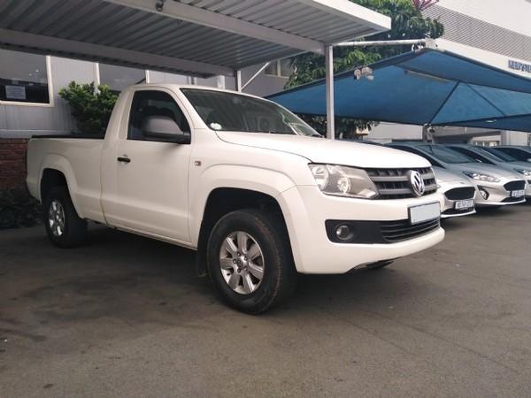 2011 Volkswagen Amarok 2.0tdi Trendline 90kw Sc Pu  Kwazulu Natal Durban_0