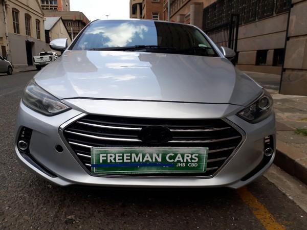 2017 Hyundai Elantra 1.6 Executive Gauteng Johannesburg_0