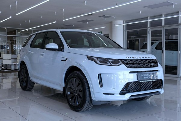 2020 Land Rover Discovery Sport 2.0D SE R-Dynamic D180 Free State Bloemfontein_0