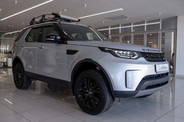 2020 Land Rover Discovery 3.0 TD6 SE Free State Bloemfontein_0