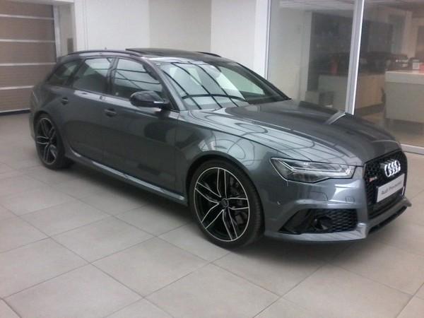2017 Audi RS6 Quattro Avant Gauteng Sandton_0