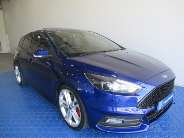 2016 Ford Focus 2.0 Ecoboost ST3 Western Cape George_0